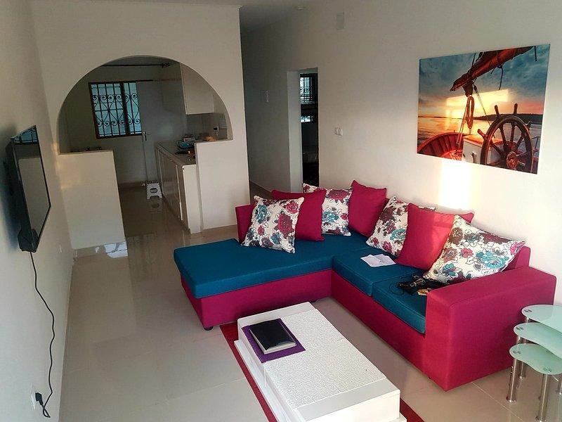 MAKÉPÉ B.M, holiday rental in Littoral Region
