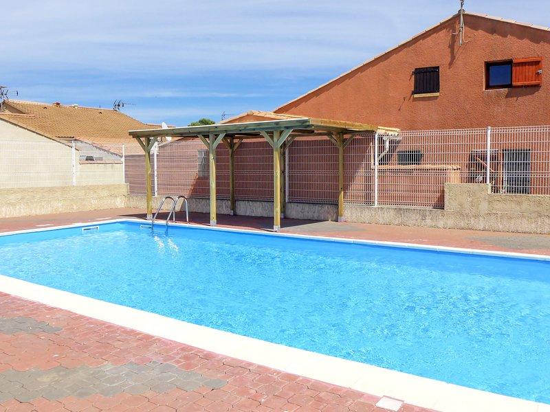 L'Hacienda, alquiler de vacaciones en Narbonne-Plage