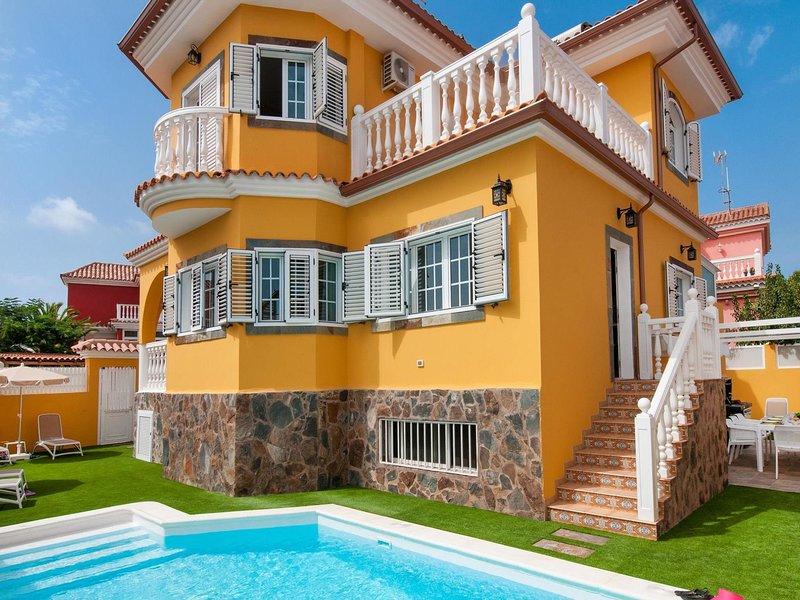 Sonnenland Q10, location de vacances à El Tablero
