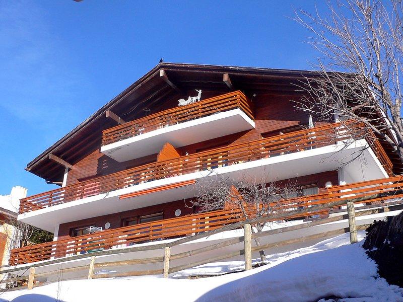 Porthos 37, holiday rental in Verbier