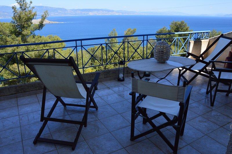 Villa Iokasti, holiday rental in Sofiko