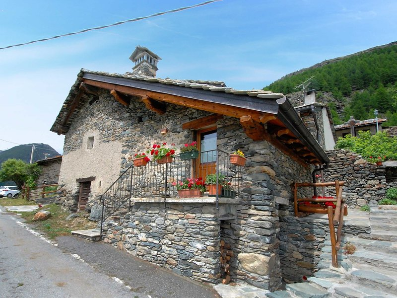 Baita Baulin, holiday rental in Introd
