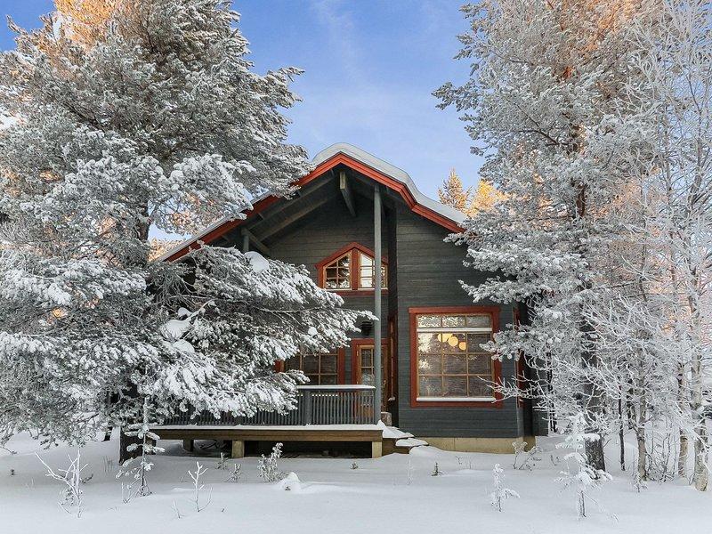 Riekkoluosto, alquiler vacacional en Raudanjoki