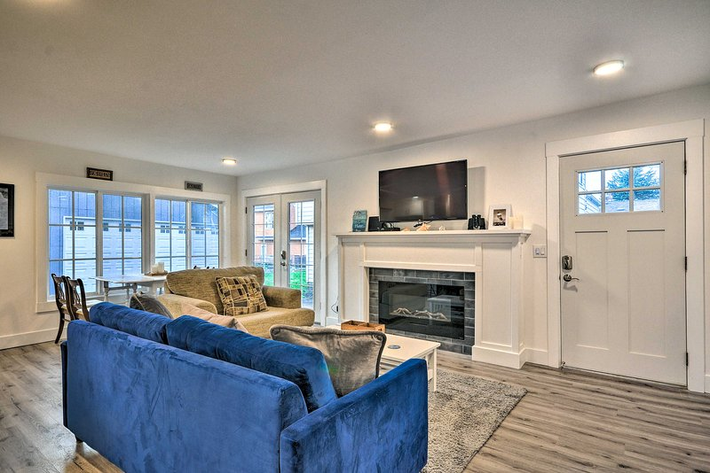 Exprience Coastal Oregon come mai prima d'ora in questa casa pittoresca ma moderna!