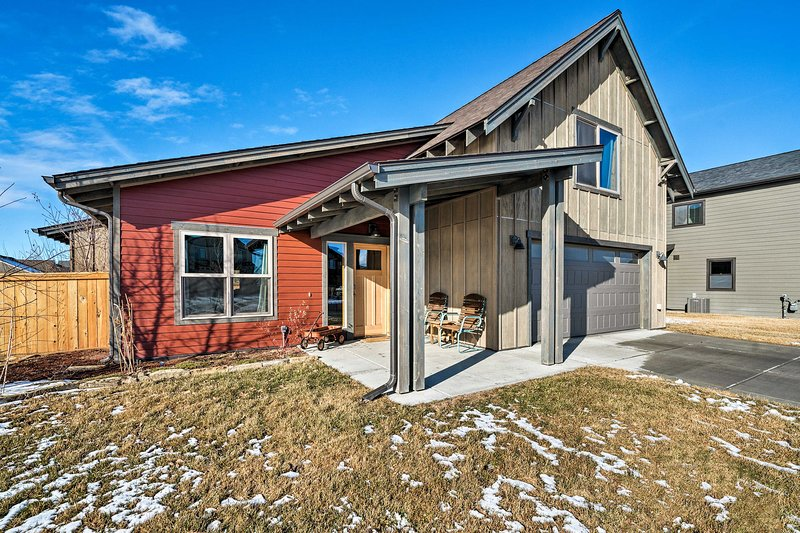 NEW! Spacious Bozeman Home: Ski, Hike, & Fish!, holiday rental in Four Corners