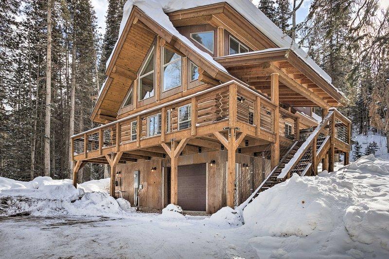 NEW! Fox Farm Retreat: Telluride Hillside Hideaway, casa vacanza a Placerville