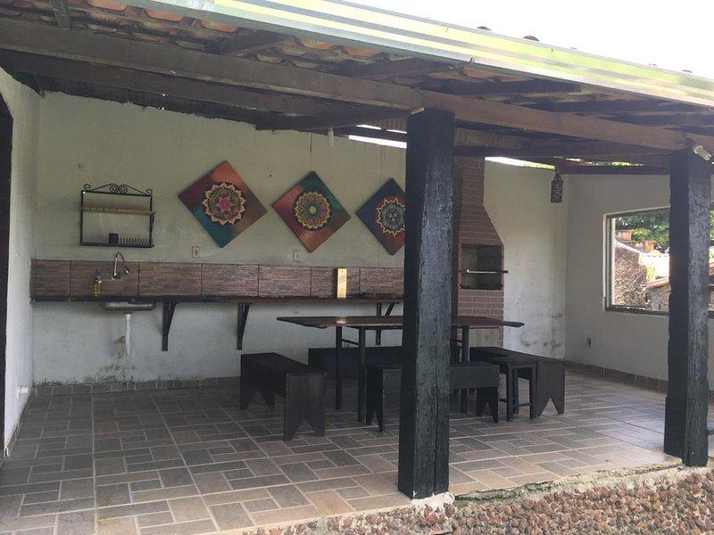 Casa Santa Quitéria, holiday rental in Catas Altas