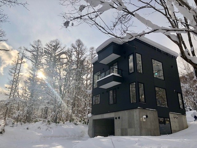 Year Round Chalet with Impressive Mt. Yotei Views, vacation rental in Kutchan-cho