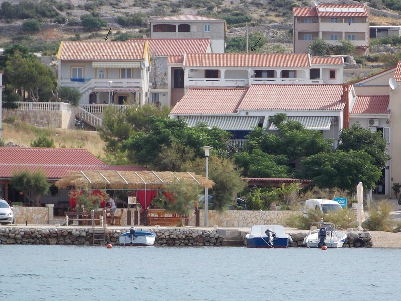 Kosta - 150 m from beach: A1(3+1) - Kustici, holiday rental in Kustici