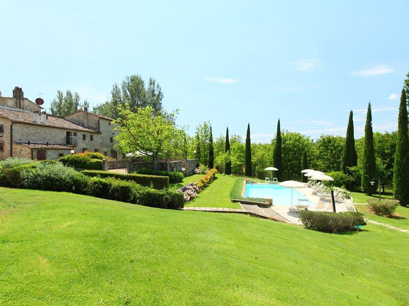 Granaio, holiday rental in Rapolano Terme
