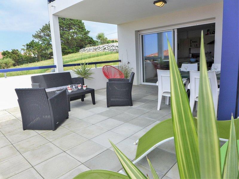 Antxeta, holiday rental in Guethary