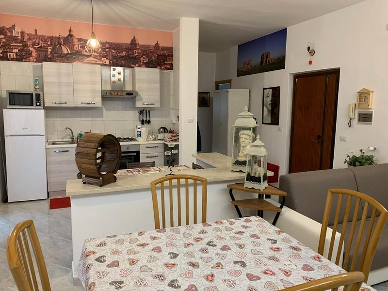 Domus Caesari appartament, vacation rental in Aranova