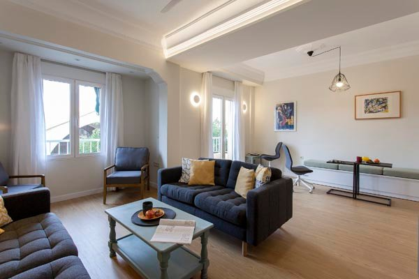 FURNISHED PARTMENT 3 BEDROOMS FOR TEMPORARY RENT IN VALENCIA, holiday rental in Albalat dels Sorells