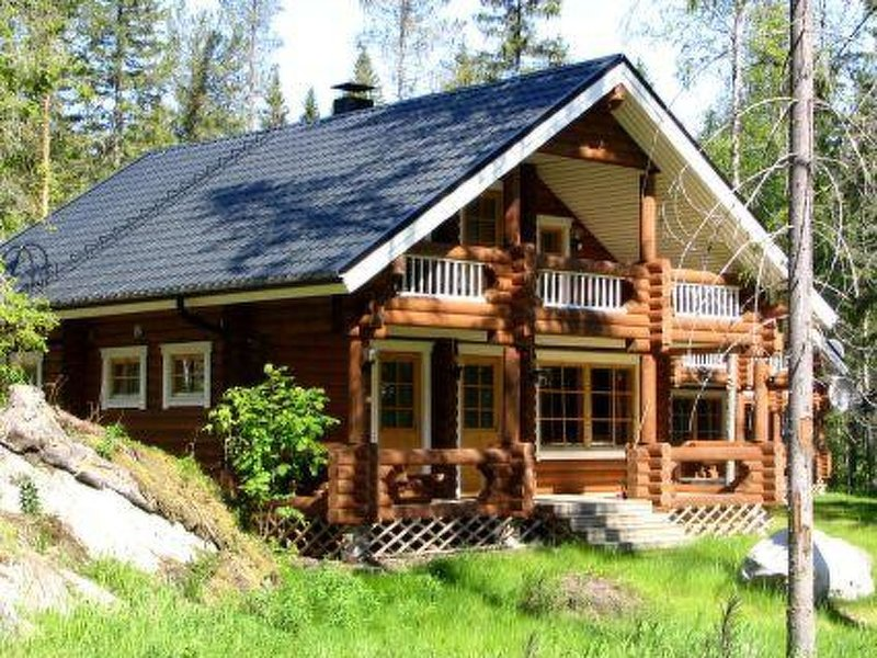 Purnuranta a, casa vacanza a Haapalahti