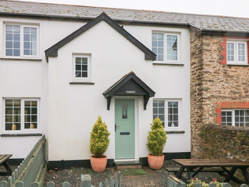 Martin Cottage, Ilfracombe, alquiler vacacional en Watermouth