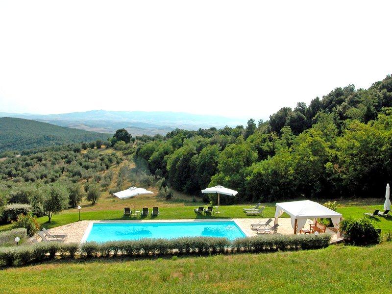 La Ginestra, holiday rental in Villamagna