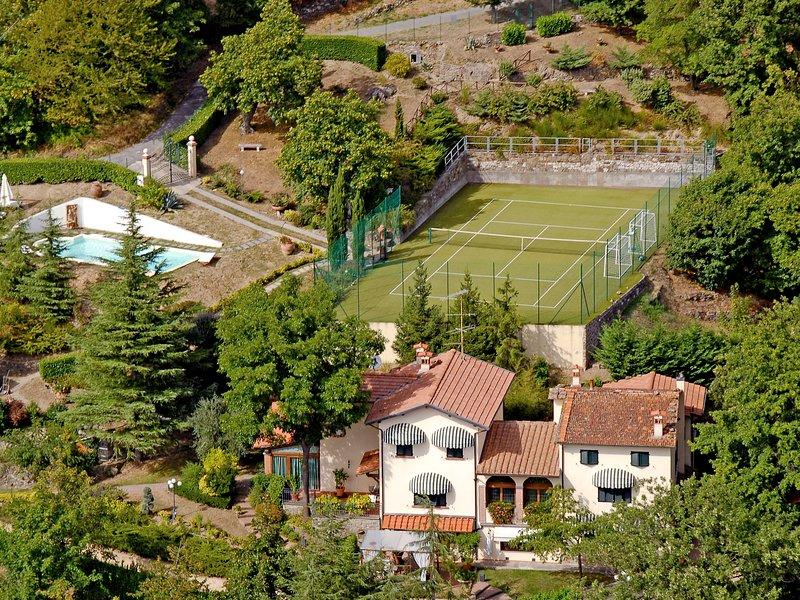 Villa Campo del Mulino, vacation rental in Porretta Terme