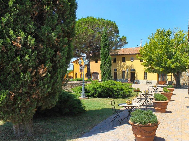 Montereggi, holiday rental in Limite Sull'Arno