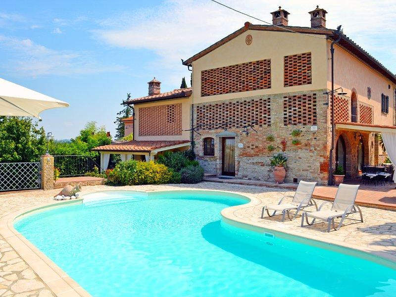 La Vecchia Pieve, casa vacanza a Castelfiorentino