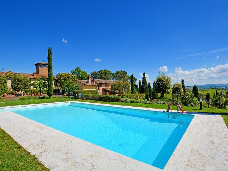 Tassinaia, Ferienwohnung in Castelfiorentino