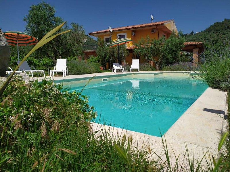 Maison Chevalier, location de vacances à Itri