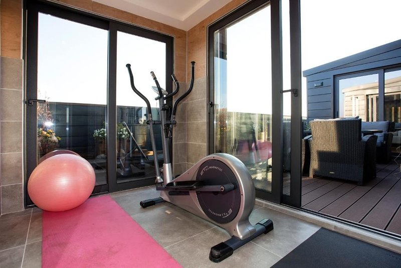 Penthouse Lux, vacation rental in Obrenovac