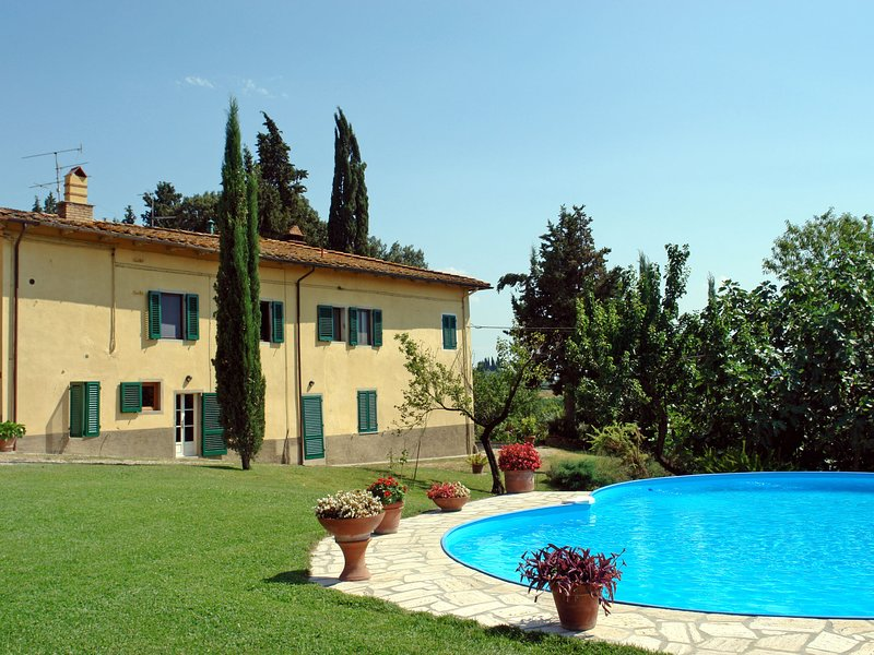 Aia, holiday rental in San Vincenzo A Torri