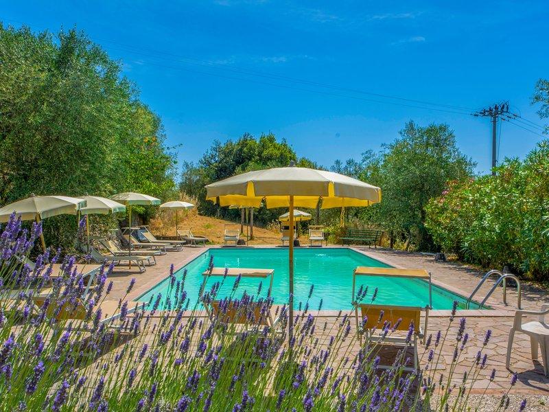Il Ligustro, holiday rental in Sovicille