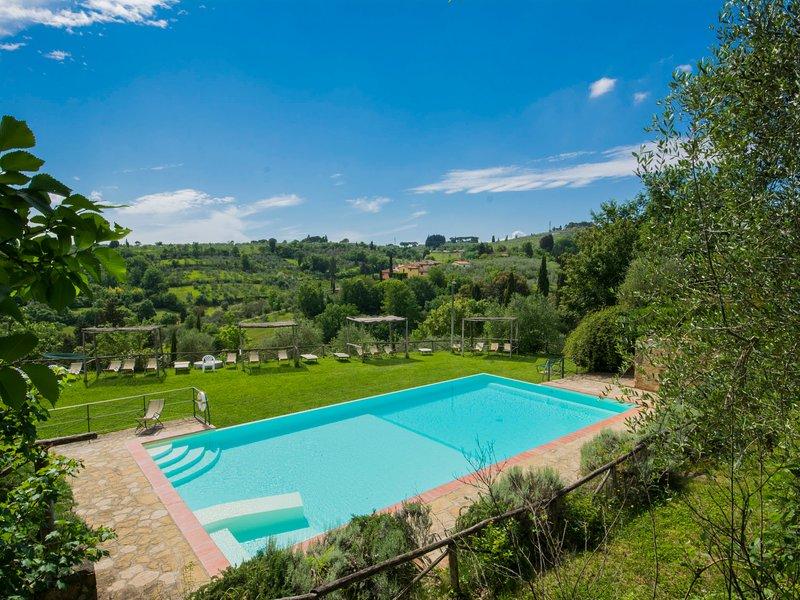 Il Salone, holiday rental in Bagno a Ripoli