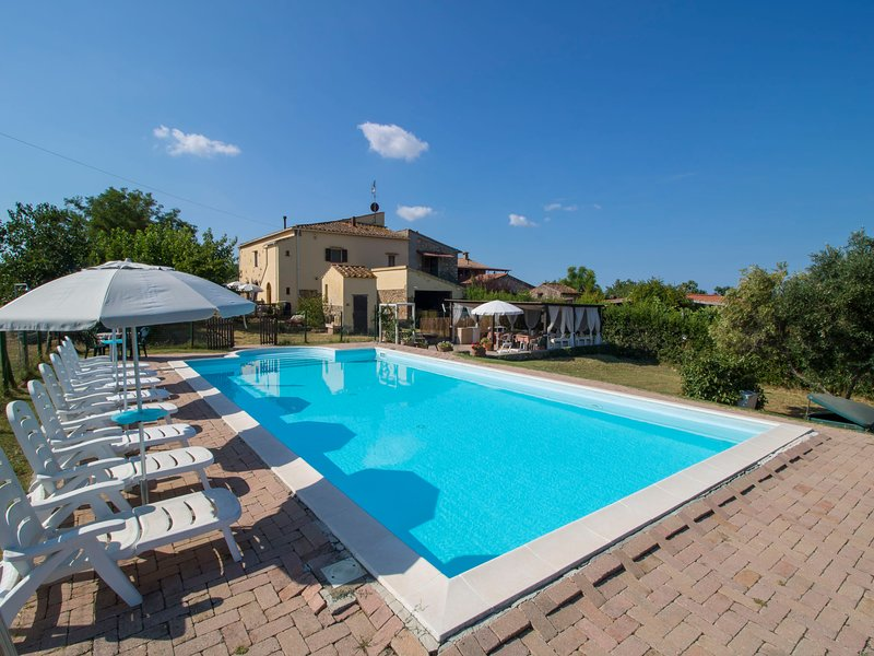 Il Secondo, vacation rental in Bibbona