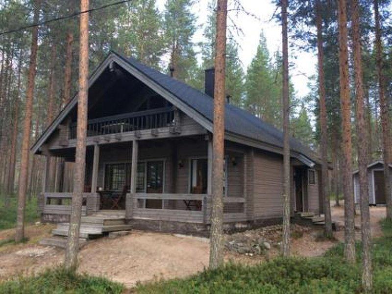 Kitkaranta, holiday rental in Vallioniemi
