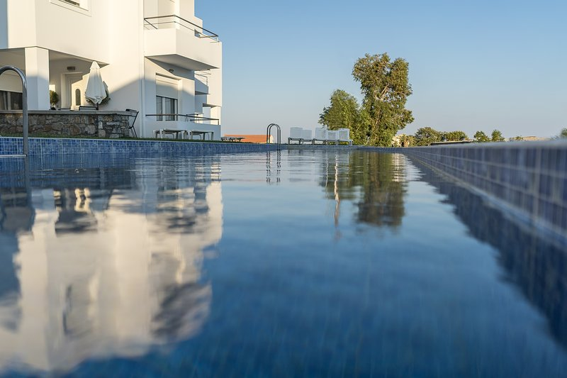 Gennadi Summer Villa Sharing Pool No4, holiday rental in Apolakkia