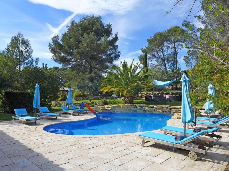 L'Hacienda, vacation rental in Le Castellet