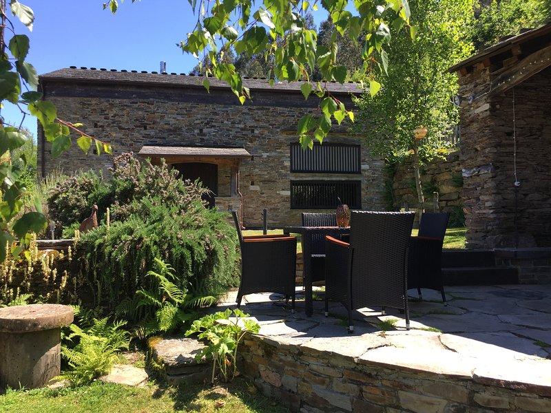 Granero del Burro, alquiler de vacaciones en Provincia de Lugo