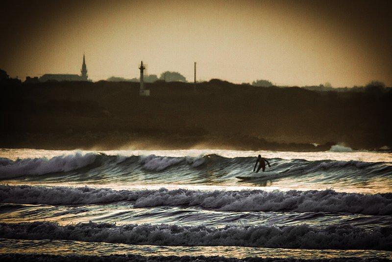 Surf a 200 m