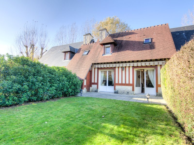 Domaine de Clairefontaine, holiday rental in Calvados