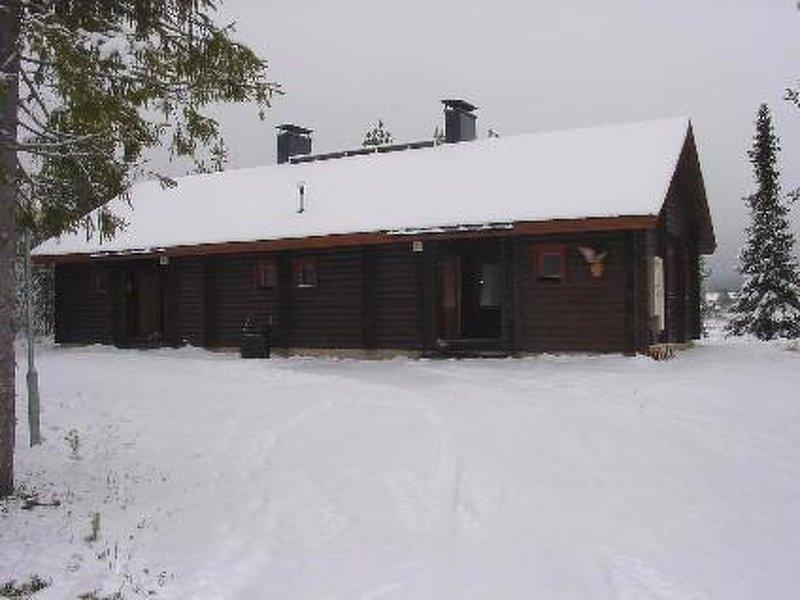Ylläsmehto 1, location de vacances à Akaslompolo