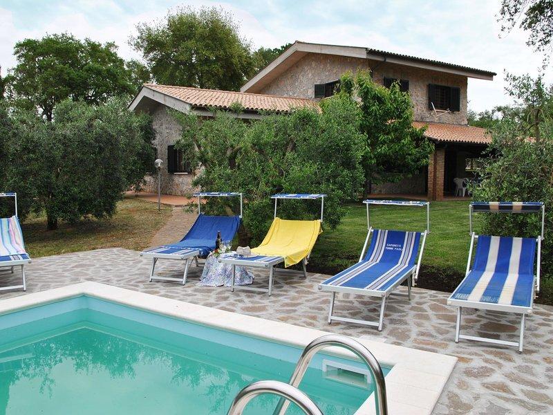 Casolare, holiday rental in Sperlonga