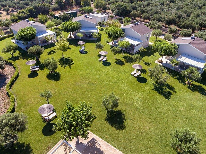 Villa Ble Spitaki, holiday rental in Zipari