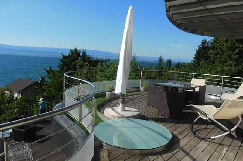 Gîte l'Escale : vue lac à 180 ° dans un cadre bucolique, vacation rental in Thonon-les-Bains