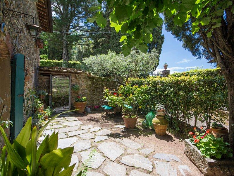 Casaccia, holiday rental in Pedona
