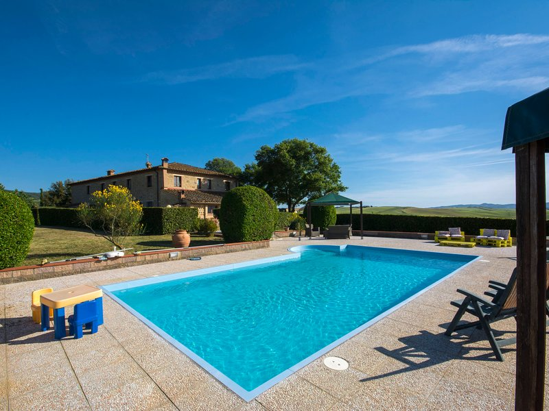 La Casetta, holiday rental in Orciano Pisano
