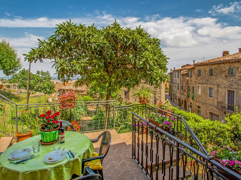 I Capperi, holiday rental in Rivalto