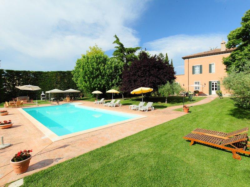 Paolotti, vacation rental in Bettona