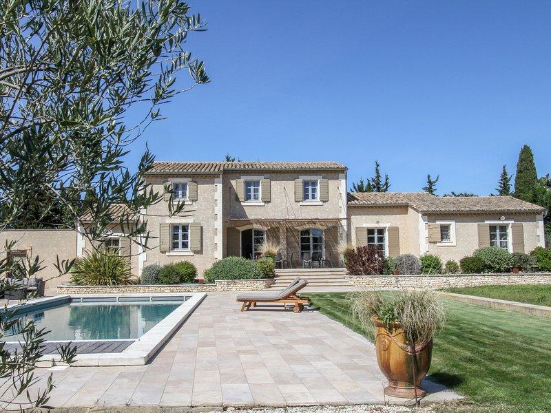 Mas le Cailletier, vacation rental in Chateaurenard