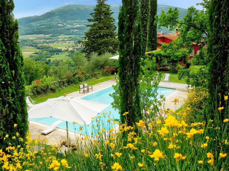 Paradiso, holiday rental in La Bruna