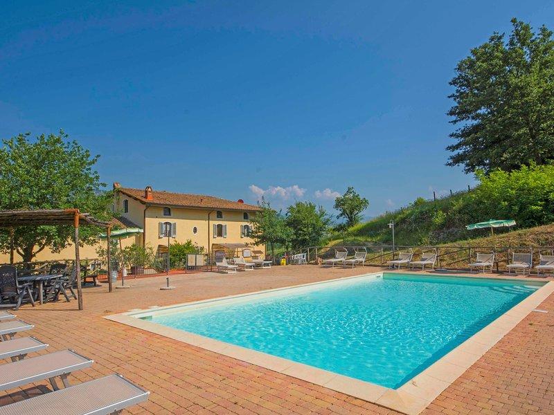 Aurora, holiday rental in Serravalle Pistoiese