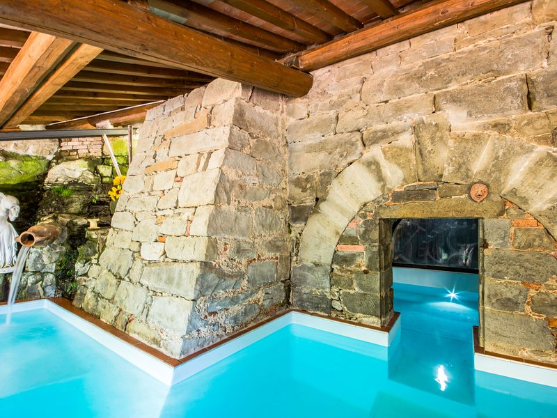 Giallo, holiday rental in Loro Ciuffenna