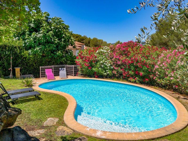 Bella Luna, vacation rental in Les Lecques