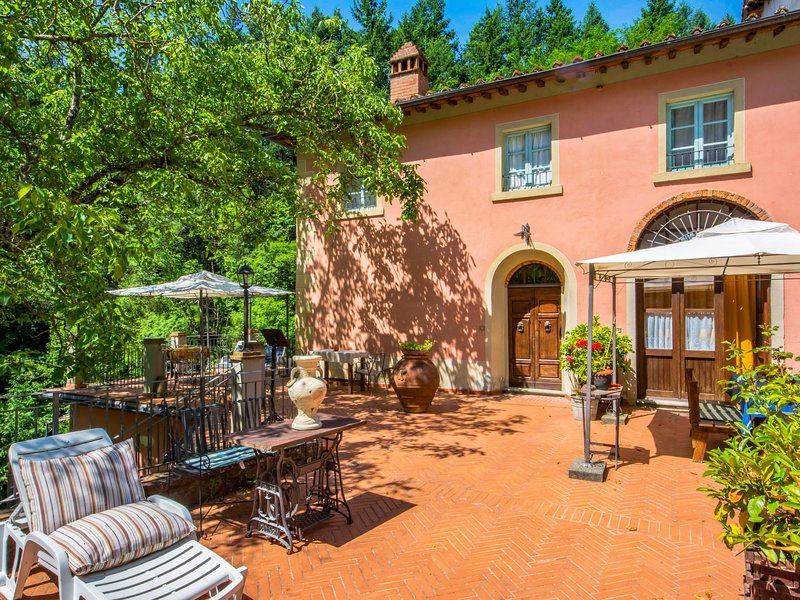 Il Mulinaccio, holiday rental in Loro Ciuffenna